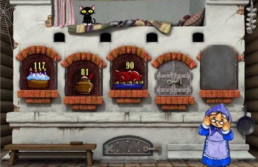 Бонусна гра в автоматі Keks